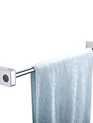 crw pared de cromo 60 cm montado conjuntos de accesorios de baño / toalleros