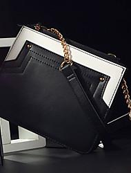 Women PU Casual Shoulder Bag Multi-color