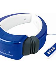 Massage - Télécommande/Contrôle de vitesse variable/Vitesses Réglables/Chronométrage - Soulage les Douleurs au Cou et aux Epaules -