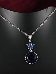 partido de venda quente / ouro ocasional banhado jóia colar de pingente de mulheres para 2021