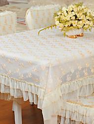 Wedding Décor 110*160 Lace Cloth (Not Including Chair Cloth)
