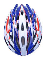 Helm ( Blau , PC/Carbonfaser +EPS ) - Berg/Strasse/Sport - für  Unisex N/A Öffnungen