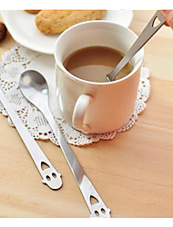 Stainless Steel Spoon Tea Coffee Drink Spoon Teaspoon Wedding Gifts
