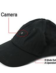 turismo e tiro ao ar livre novo chapéu boné de beisebol Camera Recorder DVR filmadora mini