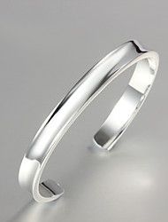 2015 Hot Selling Products Party/Work/Casual Silver Plated Cuff Bracelet Wedding Jewelry for Men And Women