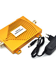 GSM 900Mhz DCS 1800MHz Dual Band Mobile Phone Signal Booster , Mini 2G Signal Repeater + Power Adapter