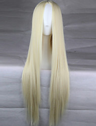 Cosplay Fashion Wig Long Straight Hair Long Hair Wig Synthetic Wigs Fashion Style