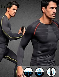 YUIYE®Men's new Special Body Sculpting Underwear Tight Sports Clothes Breathable Soft
