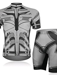 Super Hero Batman Cycling Wear Short Sleeved Suit, Moisture Cycling Wear, Motor Function Material