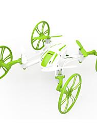 дрон деформации из четырех оси самолета четырех ротора зарядки пульта дистанционного управления летающей тарелки