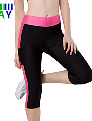 ZAY Women's Bodycon Stretchy Thin Active Pants More Colors