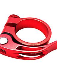 Verstelbaar - Fietsen/Mountain Bike/Racefiets/Mountainbike/Bmx/Recreatiewielrennen - Zadelpenklemmen ( Zwart/Rood , Aluminium Alloy )