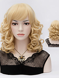 Popular Wave Synthetic Wig Womens' Hair High Quality synthetic Wigs
