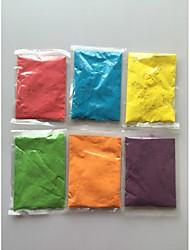 la couleur terme Holi poudre 100 g par sacs