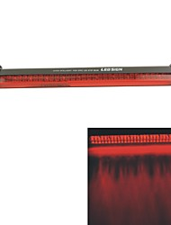 Carking™ 12V Car 32 LED Red Third Brake Stop Rear Light Lamp  (1PCS)