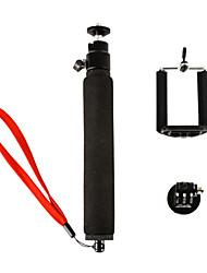 un tpye inalámbrica monopie selfie teléfono móvil para GoPro Hero4 / 3 + / 3/2/1 / sj4000 / sj5000 / sj6000