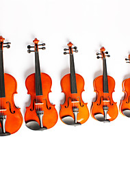 Natural Color Universal Violin