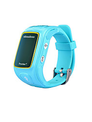 ABARDEEN®  KT01S Kids' GPS Watch Two Way Communication/Intercom Voice Messages/SOS Function for Anti-lost