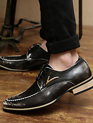 Men's Shoes Casual  Oxfords Black