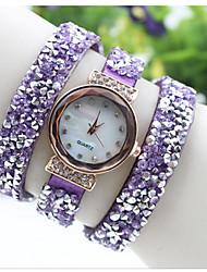 moda charme original relógio de pulso precisos de Karen mulheres