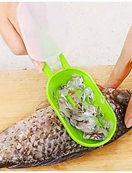 высокое качество! 2 в 1 рыбы масштабирования&убить рыбу ножом, приготовления инструмент, посуда, рыба из нержавеющей стали массовыми