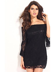 Women's Casual Dresses (Lace)