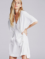 Women's Oversize Tunic Beach Kaftan Dress