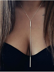 New Arrival Fashional Hot Selling Popular Bar Necklace