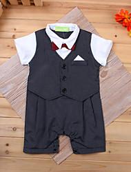 Boy's  Fashion Leisure Bowknot lapel  Hip-Hop Suit