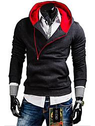 MEN - Giacche e cappotti - Informale Felpa con cappuccio - Maniche lunghe Misto cotone