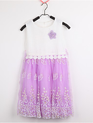 Kid's Lace/Cute Dresses (Lace/Mesh/Organza)