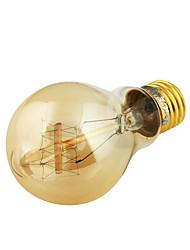 1 stuks YouOKLight E26/E27 40W 400 LM Warm wit Decoratief LED-gloeilampen AC 110-130 V