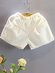 Girls' Casual/Daily Solid Shorts Summer
