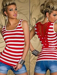 Halloween/Carnaval - para Mujer - Uniformes - Disfraces - Top -