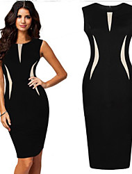CNB  Women's Sexy/Bodycon/Casual/Party/Work Dresses (Cotton)