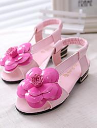 Sandaler ( Sort/Rosa/Elfenbensfarvet ) - GIRL - Komfort