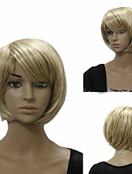 Bob Popular Short Hair Wigs Hair Wave Synthetic Hair Wigs