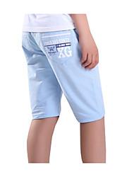 Children Summer Kids Boys Baby Linen-Cotton Casual Pure Shorts Pants