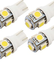 Lampe de Lecture/Lumière de Plaque d'Immatriculation/Indicateurs Lumineux Latéraux/Lampe d'Entrée (6000K , Spot) LED - Voiture