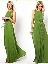 YMSWomen's Sexy/Party Dresses (Chiffon)