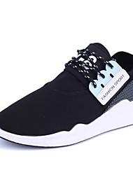 Running Men's Shoes Fabric Black