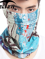 Zelten coolmax unisex multifuncional estátua headwear ao ar livre da liberdade uv