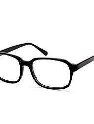 [lense livre] óculos de computador quadrada de acetato completa-rim forma de prescrição dos homens