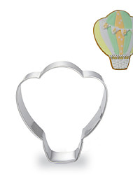Hot-air Balloon Shape Cookie Cutters  Fruit Cut Molds Stainless Steel