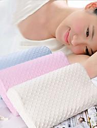 pressão rebote yuxin®slow espaço bolha travesseiro memória cervical travesseiro W40 l60 * * h10 / 7 centímetros de tamanho