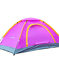 Listen To The Wind Hood Double Bump Outdoor Double Door Adhesive Tent 2 Beach Tent Camping Tent AT6508