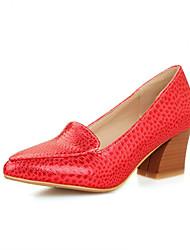 Women's Shoes Synthetic Stiletto Heel Heels/Basic Pump Pumps