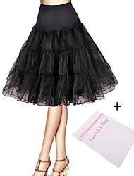 Vintage 50s Rockabilly Crinoline Tutu Skirt Petticoat Bridal Slip+Bag