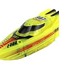 juguetes acuario Mini Remote Control de flash barco electrónica