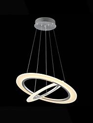 Luzes Pingente - Metal - Cristal/LED -Sala de Estar/Quarto/Sala de Jantar/Cozinha/Quarto de Estudo/Escritório/Quarto das Crianças/Quarto